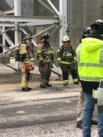 Roane County OES 2018 TVA Exercise
