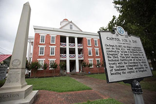 Roane County Courthouse - Capitol For A Day