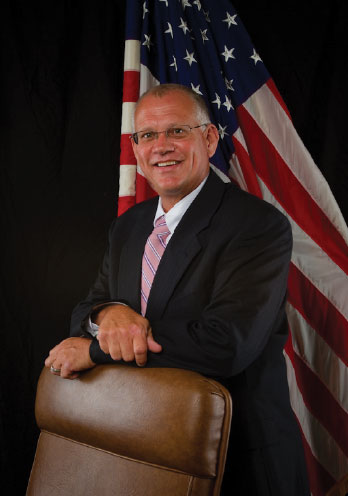 Ron Woody - Roane County Executive