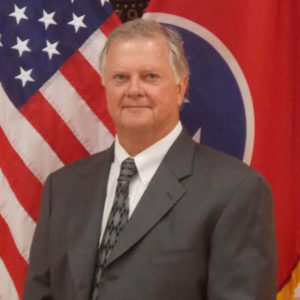 Gary Woodall - Veterans Officer